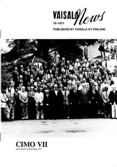 Vaisala News 76 1977 Finland, Author, News, Movie Posters, Film Poster, Popcorn Posters, Film Posters