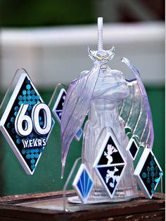 Disneyland 60th Anniversary Chernabog Sipper Cup Diamond Anniversary, 60th Anniversary, Disneyland 60th, Ohana, Disney Pixar, Celebration, Geek Stuff, Christmas Ornaments, Recipe