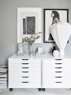 Style and Create —An inspiring Gothenburg home where personal style meets design classics. Love it all!   Styling by the dear owner herself and Charlotte Ryding   Photo by Krister Engström for Kvarteret Mäkleri