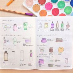 @peachiestudies - My Korean skincare wishlist.