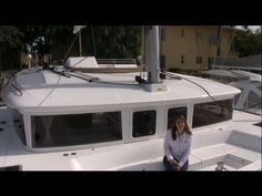new Lagoon 450 Catamaran video presentation
