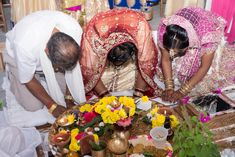 A New Jersey Hindu Engagement Ceremony, Chandra & Anthony Multicultural Wedding, New Jersey, Engagement, Engagements