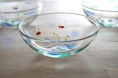 金魚のデザート鉢