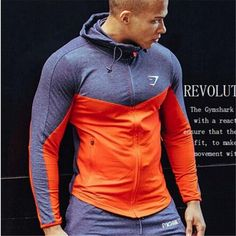 Cheap hoodie fashion, Buy Quality sportswear prices directly from China hoodie brand Suppliers: 2016 American street clothing male/female hip-hop skateboard brand r hoodies personalization cotton coatUSD Hoodie Brands, Cheap Hoodies, Street Outfit, Muscle Men, Hooded Jacket, Bodybuilding, Sportswear, Mens Fashion, Female