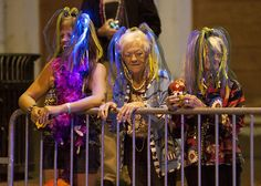 RAVE-ing. | 22 Things Your Grandparents Do Better Than You