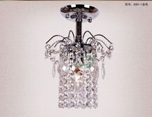 Silver Color Chandelier Home Decorative Mini Chandelier For Bar Dinner Room Aisle Decoration LED Crystal Chandelier 5Watt(China (Mainland))