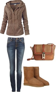 """Comfy Day Shopping outfit"" by scato77 on Polyvore"