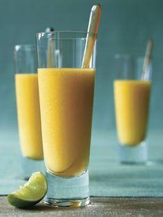 DAIQUIRI DE MANGO (Mango daiquiri) #BebidasConRon