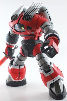 GUNDAM GUY: Zogokku - Customized Build