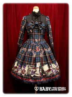 Alice and the Pirates Drosselmeyer's Wonder Box one-piece dress