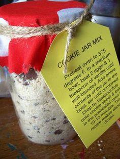 Cookie Jar Mixes
