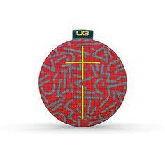 [GOT IT] thanks to my amazing colleagues! UE ROLL 360 Wireless Bluetooth Speaker - Piñata