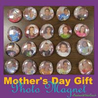 Mother's Day Card Keepsakes