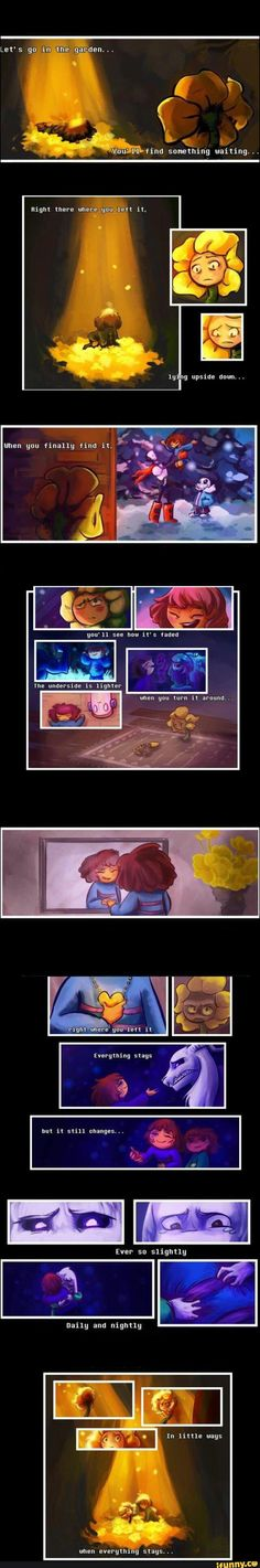 undertale, flowey, adventuretime