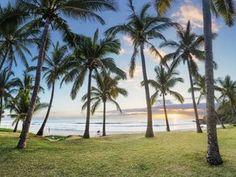 Coucher de soleil a Grand'Anse - © IRT/ Frog 974 Photographies