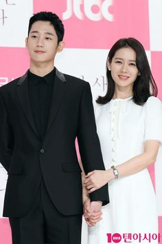 Pretty noona who buys me food Press Conference '18