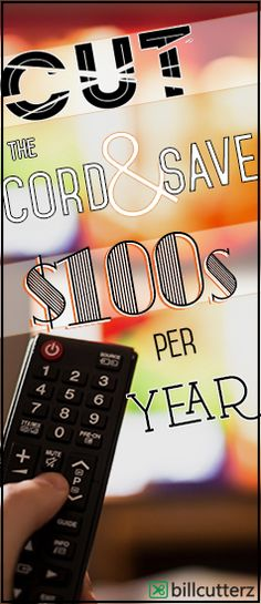 You CAN cut the cord and save $100s per  year, without losing the shows you love!