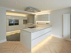 Rotpunkt G78 Handleless Kitchen | Hawk Interiors