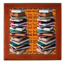 book nerd ff 2 Keepsake Box Book Lovers Gifts, Gift For Lover, Keepsake Boxes, Book Nerd, Coasters, Signs, Books, Libros, Book Worms