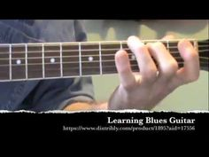 Learning Blues Guitar • Chapter Three • Rhythm Pattern #1