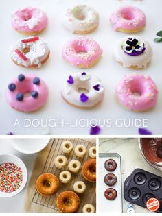 Free downloadable guide! Make doughnuts for which they'll go nuts using these 35 pages packed with tips and tutorials from trusted experts. Create decadent classics, healthier alternatives and more.