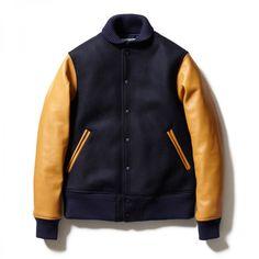 Head Porter Plus Varsity Jacket Size Xl $425 - Grailed