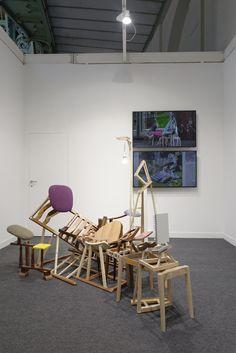 Taro Izumi  °Palais de Tokyo,  exposition Pan
