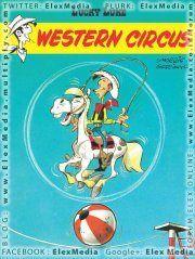 Kompetisi rodeo Corduroy Zilch selalu jadi pertunjukan nomor satu di Fort Coyote, sampai kedatangan sebuah rombongan sirkus: Western Circus!    LUCKY LUKE - Western Circus http://ow.ly/aGVZX Harga: Rp30.000 Terbit: 16-May-12