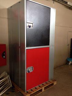 www.todokb.com Taquillas o lockers para colocar en cualquier rincón. Ideal para maletas, cajas, pequeñas herramientas, libros...