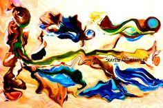 *Kayem Art Poster Der Traumfänger Hochglanz signiert