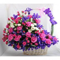 Imagini pentru cosuri cu flori