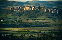 Sierras de Minas - hills on Minas , Lavalleja Uruguay