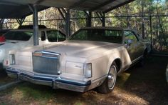 Cartier Edition: 1978 Lincoln Mark V - http://barnfinds.com/cartier-edition-1978-lincoln-mark-v/