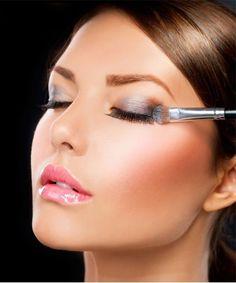 Quick Bridal Makeup : 1000+ images about Wedding makeup on Pinterest Indian ...