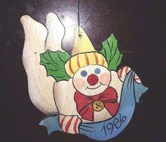 1986 Mr. Bingle Maison Blanche  ornament