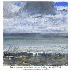 New painting sea scapes kurt jackson Ideas Kurt Jackson, Seascape Paintings, Painting Prints, Oil Paintings, Art Print, Landscape Art, Landscape Paintings, Gouache, Coastal Paint