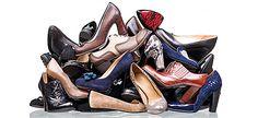 Δείτε οκτώ απίθανες ιδέες για να φτιάξετε μόνοι σας αποθηκευτικούς χώρους για τα παπούτσια σας.