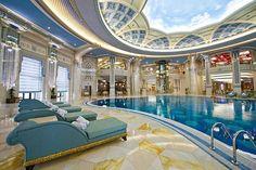 Luxury Life Design: The Ritz-Carlton Hotel in Riyadh, Saudi Arabia Elegant Home Decor, Luxury Home Decor, Elegant Homes, Luxury Interior, Interior Design, Luxury Homes Dream Houses, Luxury Life, Luxury Living, Mansion Interior