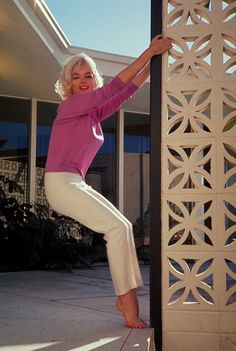 Marilyn Monroe photo by George Barris in 1962