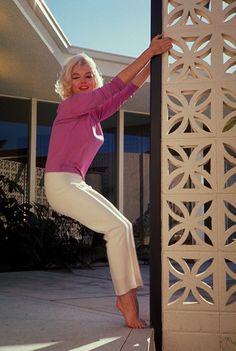 Marilyn Monroe 1962.