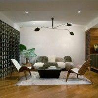 Great divider - Mumbai Penthouse by Rajiv Saini