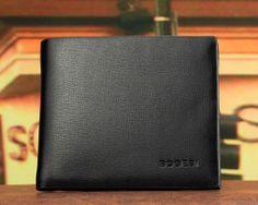 Kvalitná pánska kožená peňaženka BOGESI v luxusnom dizajne6