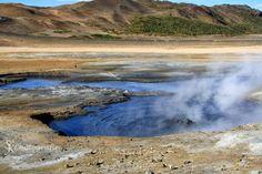 Námaskarð in Island