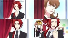 Yusuke Brothers Conflict | Yusuke and Emma (Brothers Conflict) | Anime Amino