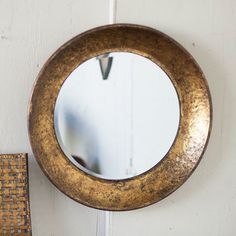 Gold Cup Mirror