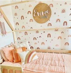 A bedroom where dreams are made! 📷: thedecorthemerrier #beddys #zipperbedding #zipyourbed #girlbedding #girlbed #beddysbeds #girlyroom #girlsroomdecor #girlsroom #girlsroominspo #girlsroominspiration #girlsroomdecoration #girlsroomstyling #girlystuff #bedding #beddings #homedecor #homedesign Floral Bedroom Decor, Boho Decor, Nursery Decor, Master Bedroom Design, Girls Bedroom, Bedroom Ideas, Beddys Bedding, Zipper Bedding, Shared Bedrooms