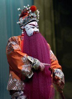 The Marriage of the Dragon and the Phoenix, Peking Opera Performing Artists Troupe of China, 1985.