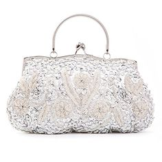Statement Clutch - Luminescence by VIDA VIDA rCWVUftB