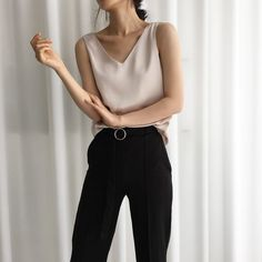 Very Light and Fresh Look. The Best of fashion in Casual Summer Fashion Style. Very Light and Fresh Look. Fashion Mode, Look Fashion, Korean Fashion, Womens Fashion, Fashion Trends, 90s Fashion, Trendy Fashion, Fashion Ideas, Fashion Beauty