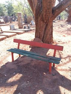 Bench at Wespark Cemetary. #bench #cemetary #life #death